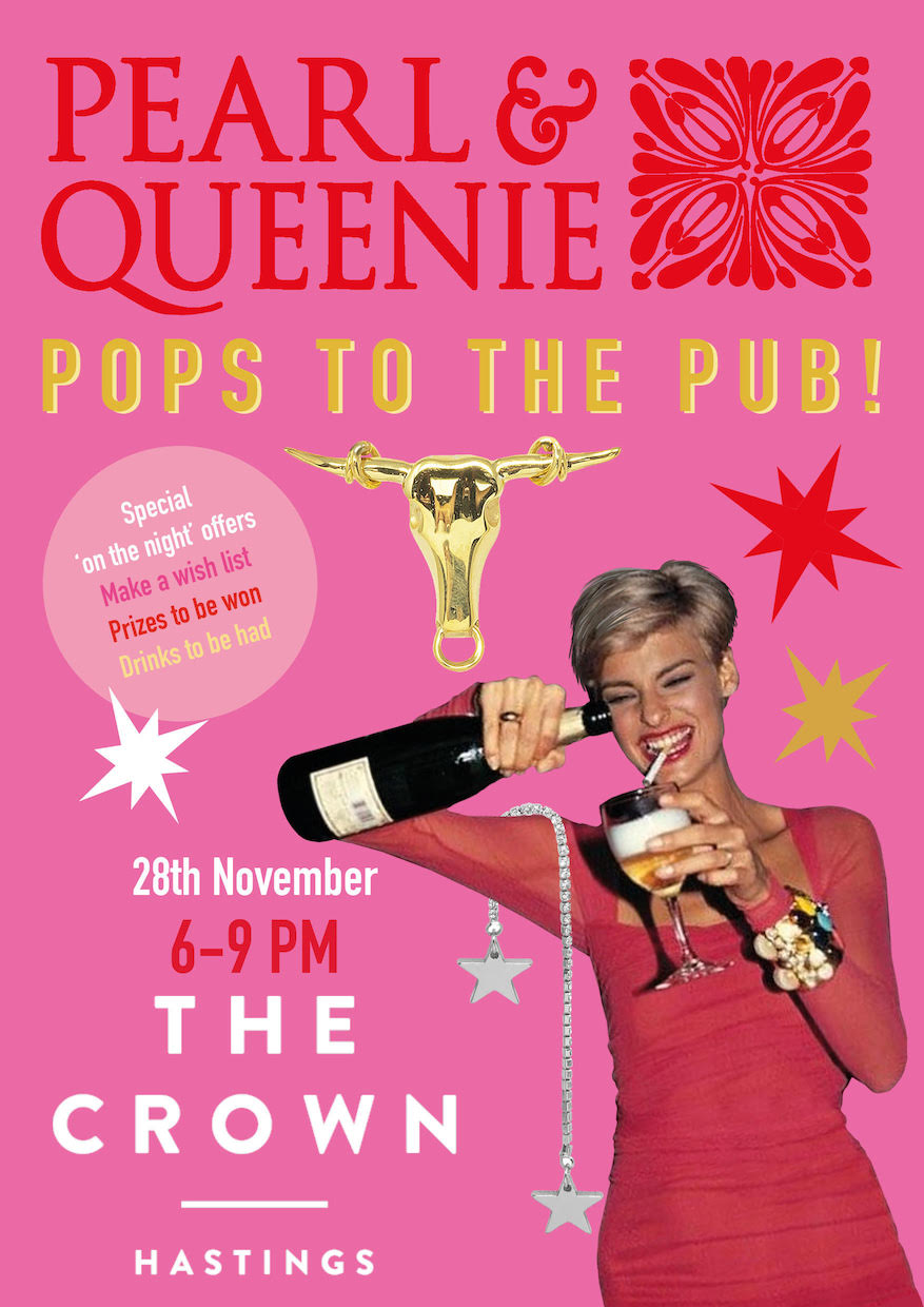 Poster for Pearl & Queenie: Pops To The Pub!
