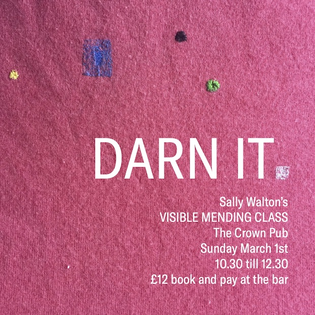 Poster for DARN IT